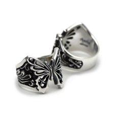 アゲハ蝶のリング