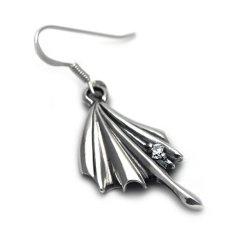 アゲハ蝶の羽根のピアス091