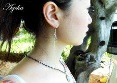 アゲハ蝶のピアス024