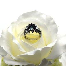 アゲハ蝶と蓮のリング098【Ageha アゲハ】
