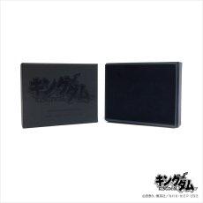 [キングダム 公式コラボアクセサリー]王賁(おうほん)モデル シルバーペンダント 【White clover】
