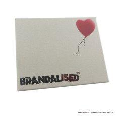 """[ブランダライズド 公式コラボアクセサリー] Banksy """"Balloon Girl"""" Necklace/バンクシー バルーンガールネックレス 【SERASTINY×BRANDALISED™】"""