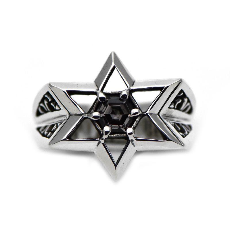 六芒星のリング054
