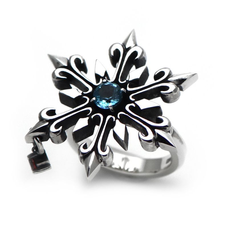 雪の結晶のリング039