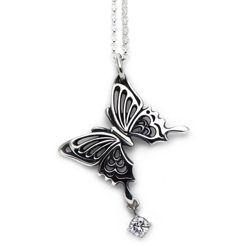アゲハ蝶のペンダント082