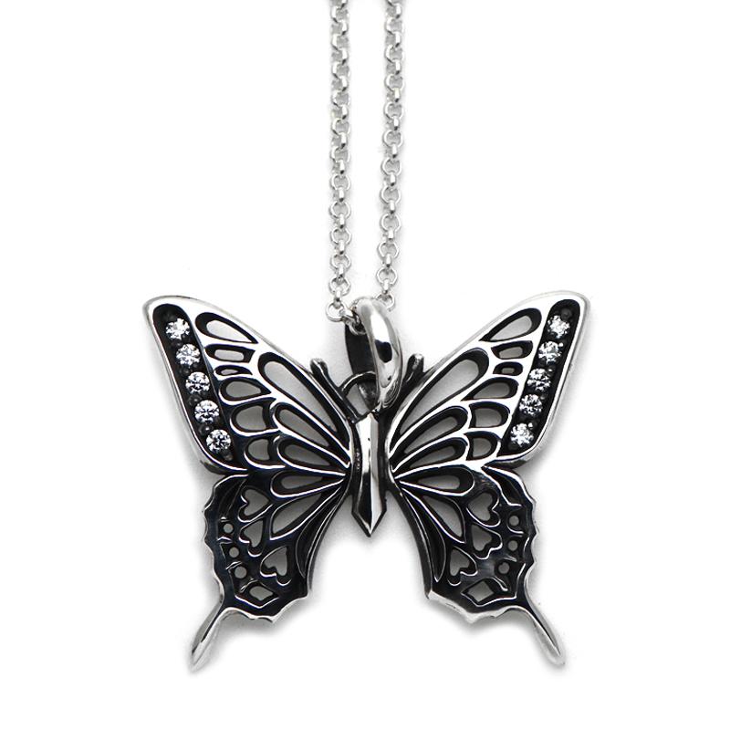 アゲハ蝶のペンダント051【Ageha|アゲハ】
